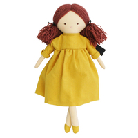 Alimrose - Matilda Doll 45cm - Butterscotch