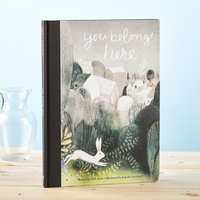 You Belong Here Hardback