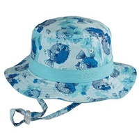 Dozer - Bubble Blue Bucket Hat