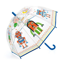 Djeco - Children's Robots Umbrella