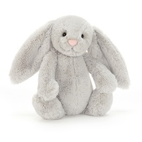 Jellycat - Medium Bashful Bunny - Silver