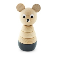 Wooden Stacking Puzzle- Bernard