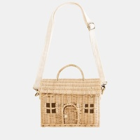 Olli Ella - Straw Casa Bag