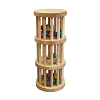 QToys - Wooden Rainmaker