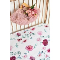 Snuggle Hunny Kids - Wanderlust Fitted Cot Sheet